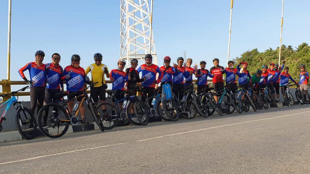 Komunitas Sepeda Kampus UHO